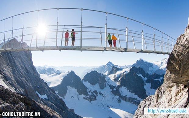 Khám phá nét đẹp Thụy Sĩ