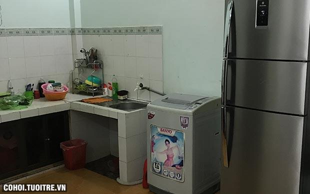 Cho thuê nhà nguyên căn đường Nhất Chi Mai, Q.Tân Bình