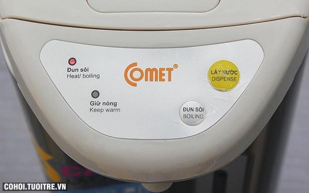 Bình thủy điện Comet CM3217, dung tích 3.4L