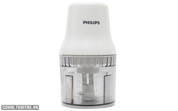 Máy xay thịt gia đình Philips HR-1393