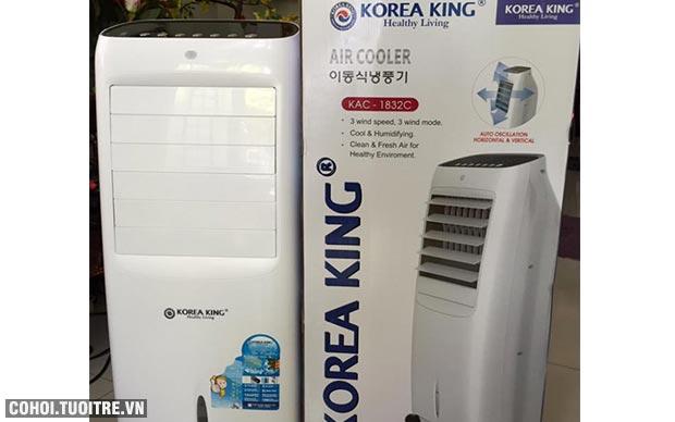 Máy làm mát Korea King KAC-1832C