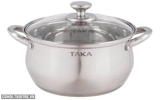 Bộ nồi inox Taka TKC03C