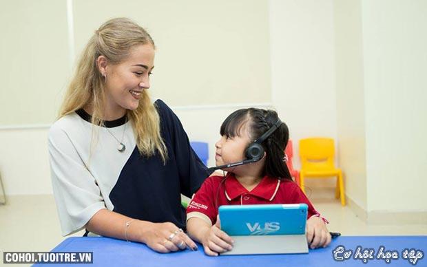 VUS khai trương thêm trung tâm Anh ngữ mẫu giáo tại Thủ Đức