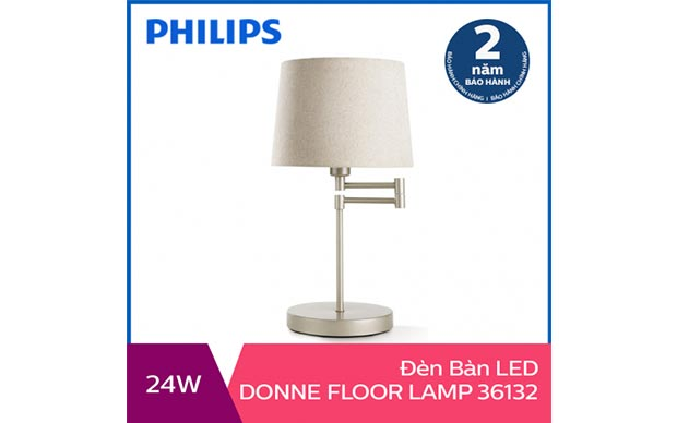 Đèn đứng trang trí để bàn Philips Donne 36132