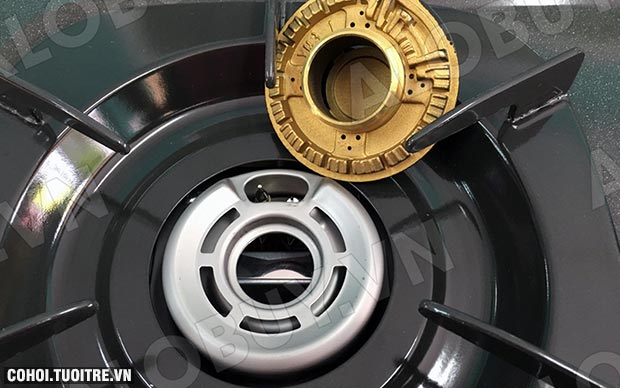 Xả kho bếp gas Rinnai 7 tấc RV-4700(G)N giá từ 1,79 triệu