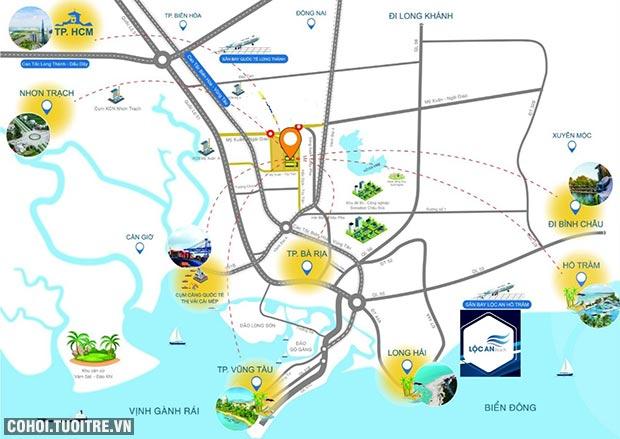 Lộc An Beach cam kết lợi nhuận 300 triệu mỗi năm