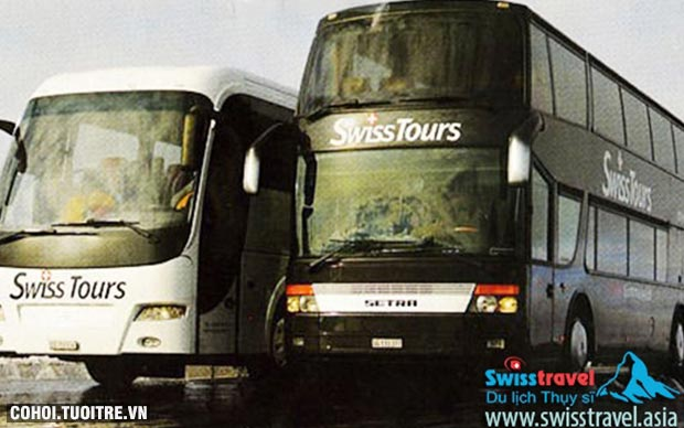 Thụy Sĩ - Đức - Hà Lan tour 7 ngày