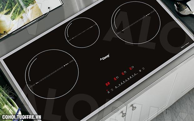 Bếp từ 3 lò cảm ứng Canzy CZ-67GH