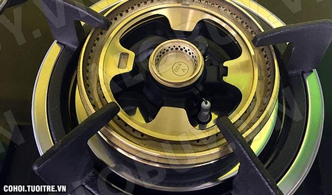 Xả kho bếp gas âm 3 lò KAFF KF-690 giá từ 4.250.000đ