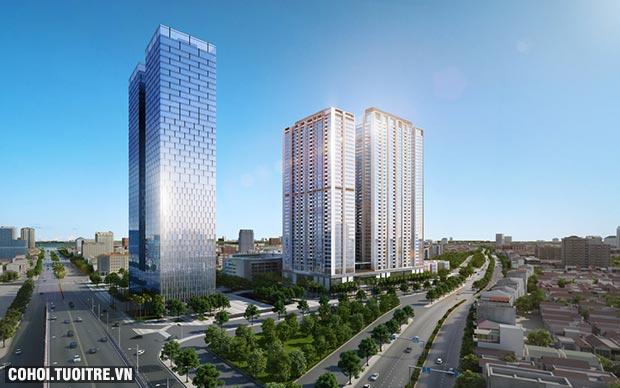Vinhomes Metropolis - kiến trúc hiện đại xứng tầm đẳng cấp