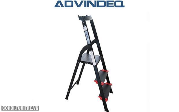 Thang nhôm chữ A xếp gấp ADVINDEQ - AV203