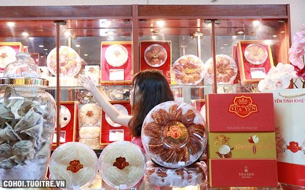 Chọn Yến sào Khánh Hòa cho ngày 20/10 thêm ý nghĩa