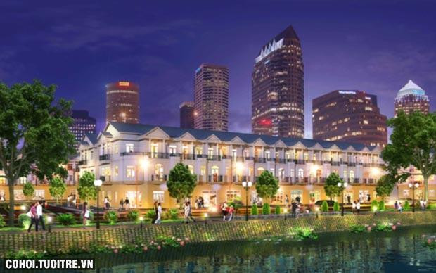 Những ưu thế nổi bật của Golden Center City 2