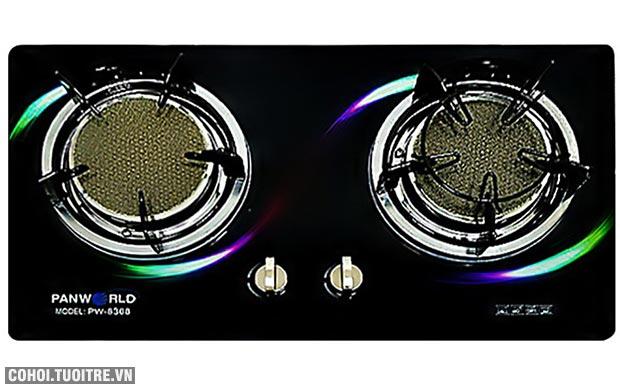 Bếp gas âm hồng ngoại Panworld PW 8368 (R)