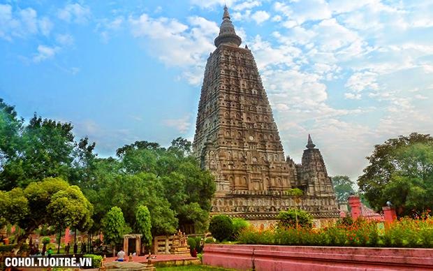 Hành hương về đất Phật - Ấn Độ, New Delhi, Nepal