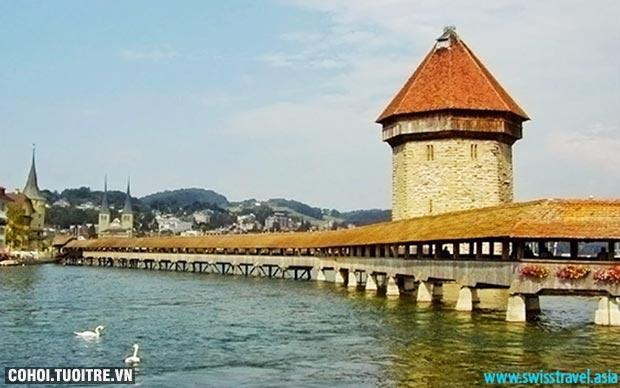 Du lịch Thụy Sĩ , Ý - tour 10 ngày tự do