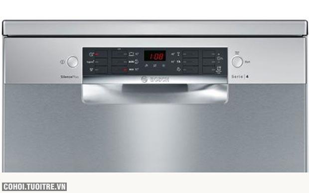 Máy rửa bát Bosch SMS46KI04E nhập khẩu Ba Lan