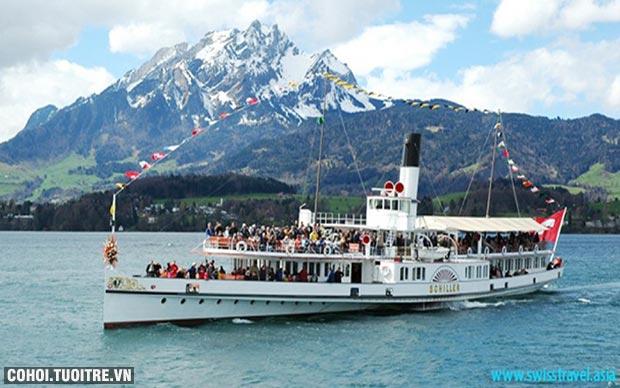 Du lịch Thụy Sĩ - Ý cổ đại - Vatican trên tàu Goldenpass và Frecciarossa
