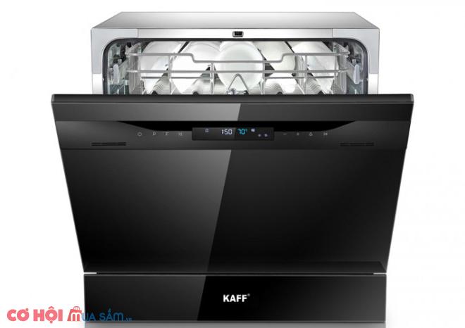 Siêu khuyến mãi máy rửa bát Kaff KF-BISW800
