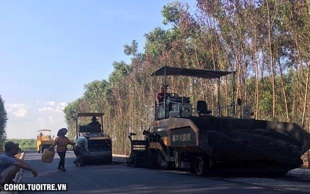 Sang gấp 5 lô đất thổ cư huyện Tân Thành