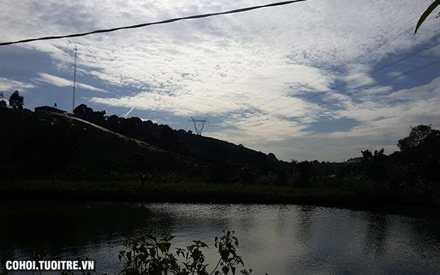Cần sang 1,8 ha đất vườn cây Tp.Bảo Lộc