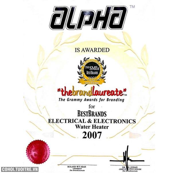 Quạt làm mát Alpha AF009