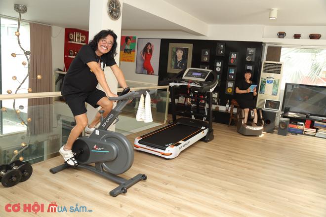 Loạt sao Việt chung tay 'Khỏe đẹp tại nhà' cùng Elipsport