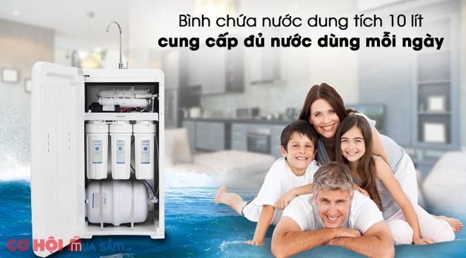 Máy lọc nước RO Philips ADD8960 8 lõi