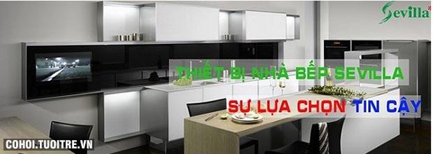Bếp điện từ đôi cảm ứng Sevilla SV-189T