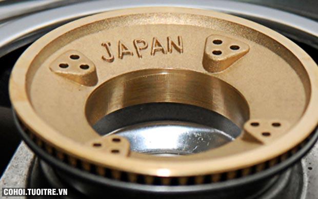 Bếp gas chén đồng kính cường lực Fujishi FJ-D790