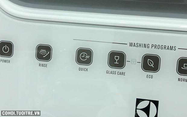 Khuyến mãi máy rửa bát Electrolux ESF6010BW chính hãng