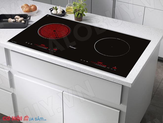 Xả kho bếp từ đôi hồng ngoại CANZY CZ-930H
