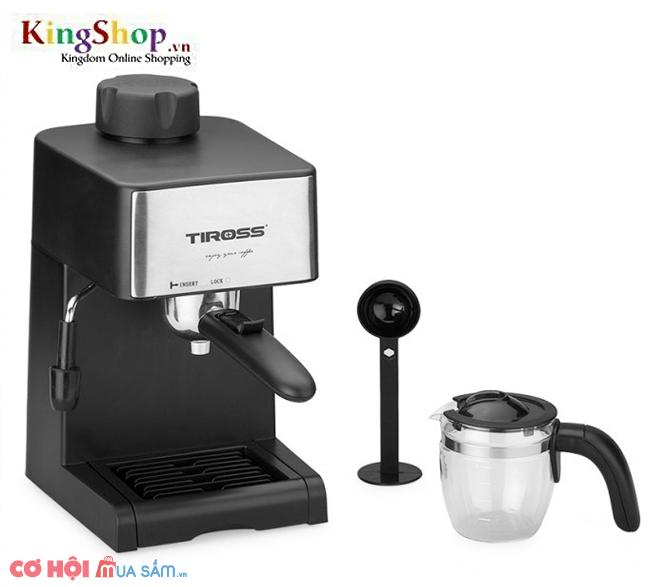 Máy pha cà phê Espresoss Tiross TS621
