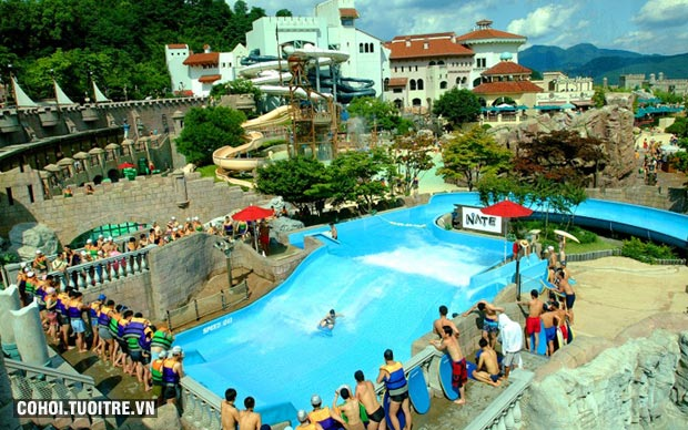 Tour Hàn Quốc: Seoul - Jeju - Nami - Everland (6N5Đ) - Khuyến mãi