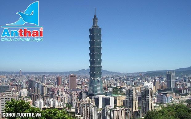 Du Xuân Đài Loan 6N5Đ - Tết Đinh Dậu