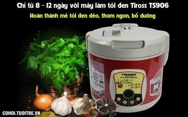 Máy làm tỏi đen tự động Tiross TS906