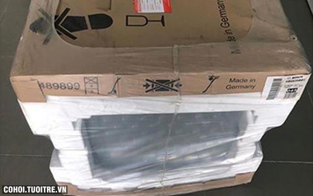Lò nướng Bosch HBG635BB1 nhập khẩu từ Đức