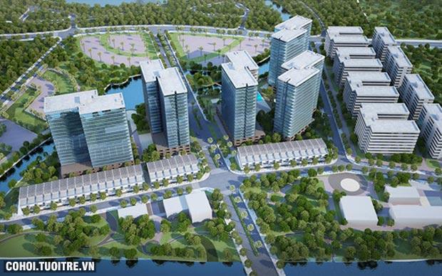 Thị trường bất động sản khu Nam tăng nhiệt