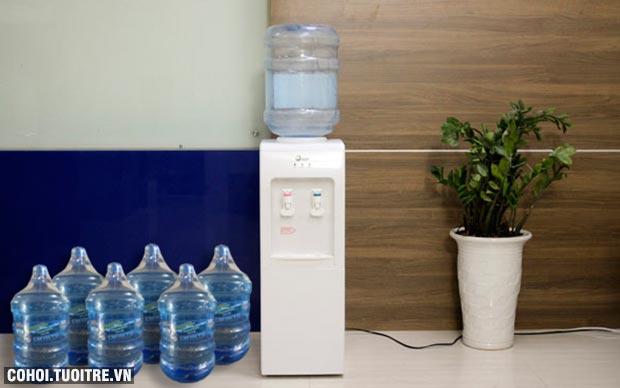 Máy lọc nước - lợi ích cho văn phòng, cơ quan