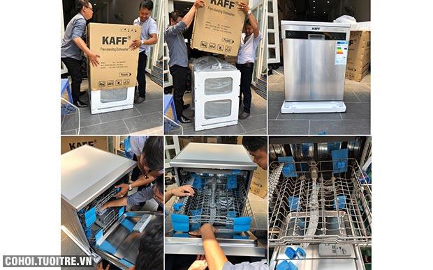 Bếp điện từ KAFF nhập khẩu Malaysia & Đức khuyến mãi