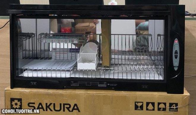 Máy sấy chén bát Sakura Q-9560 chính hãng