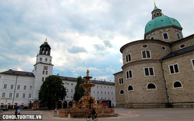 Du lịch Thụy Sĩ - Áo - Cộng hòa Séc