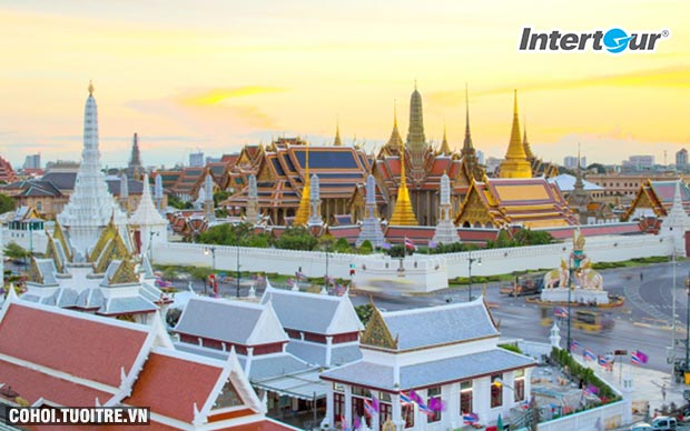 Tour Thái Lan giảm giá mạnh