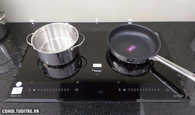 Xả kho bếp điện từ Canzy nhập khẩu Thái Lan