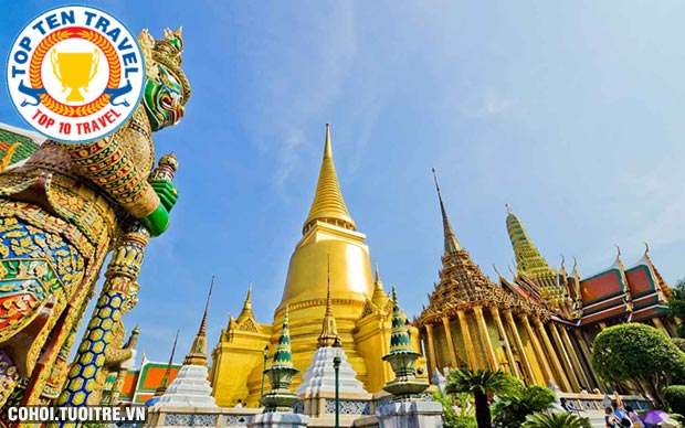 Khám phá vương quốc Thái Lan - Bangkok, Pattaya