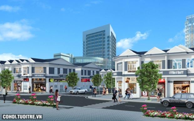 Golden Center City 2 đốt nóng thị trường Bình Dương