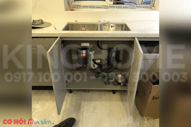 Giới thiệu máy hủy rác Teka TR 550