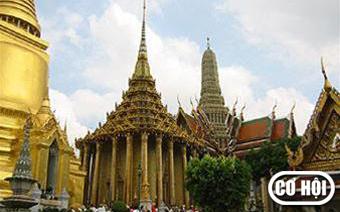 Du lịch Thái Lan 6 ngày 5 đêm giá sốc
