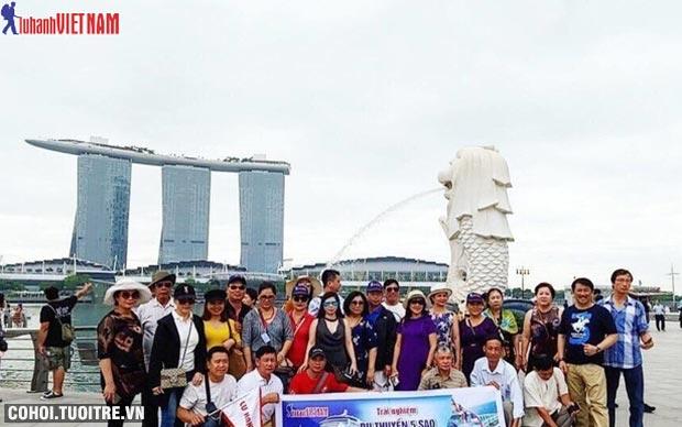 Tour du thuyền khám phá Đông Nam Á từ 10,9 triệu đồng