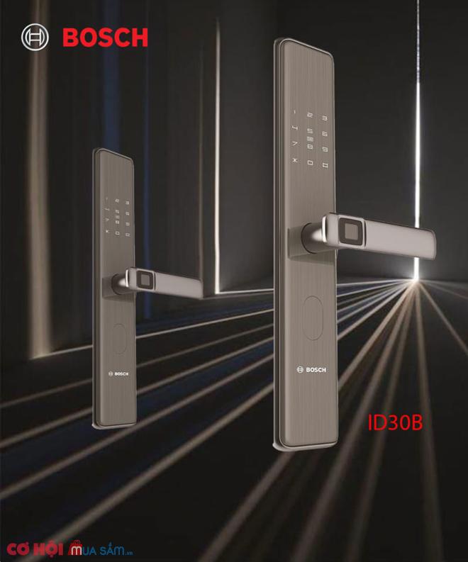 Siêu khuyến mãi khóa điện tử Bosch ID30B